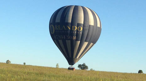 Orlando Hot Air Ballon Rides Orlando Florida