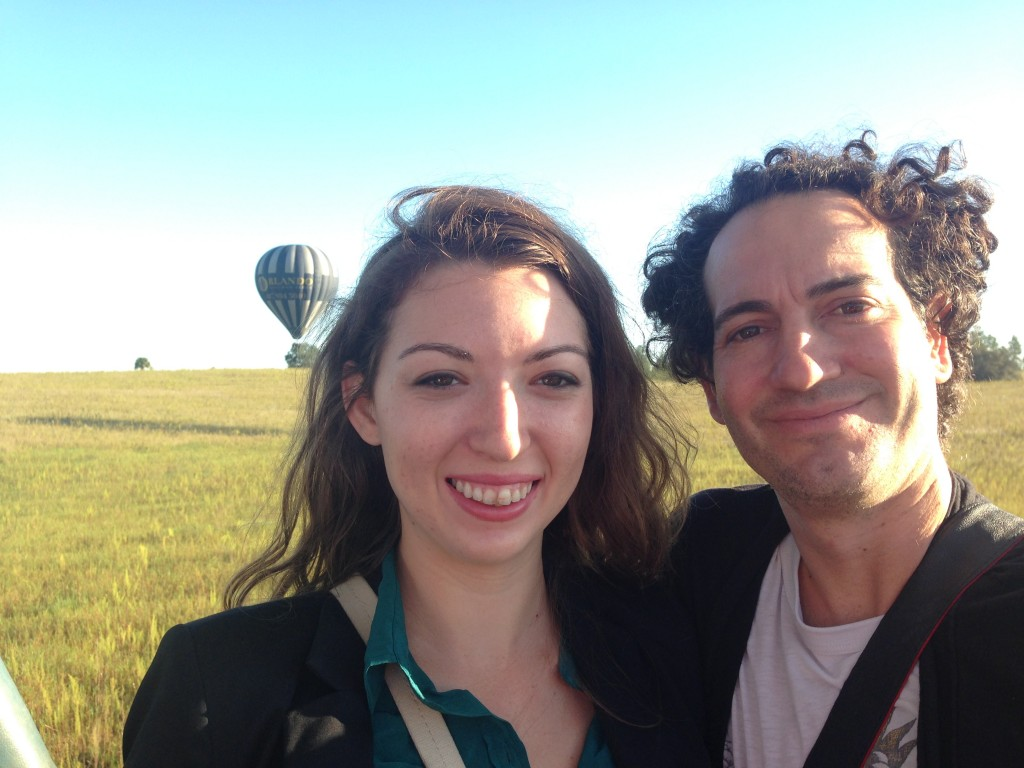 Orlando Hot Air Ballon Rides with Ronnie Affee